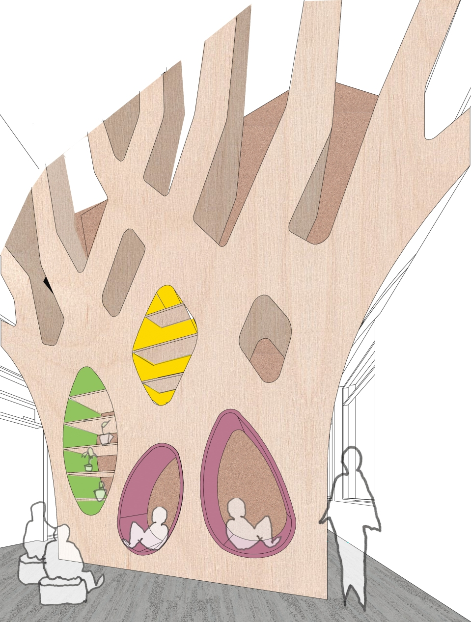 C:UsersUserDocumentsMaldon PS Design Development - 3D View -